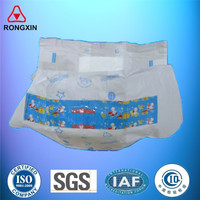 PE breathable film back sheet extract dry care baby diapers quanzhou supplier