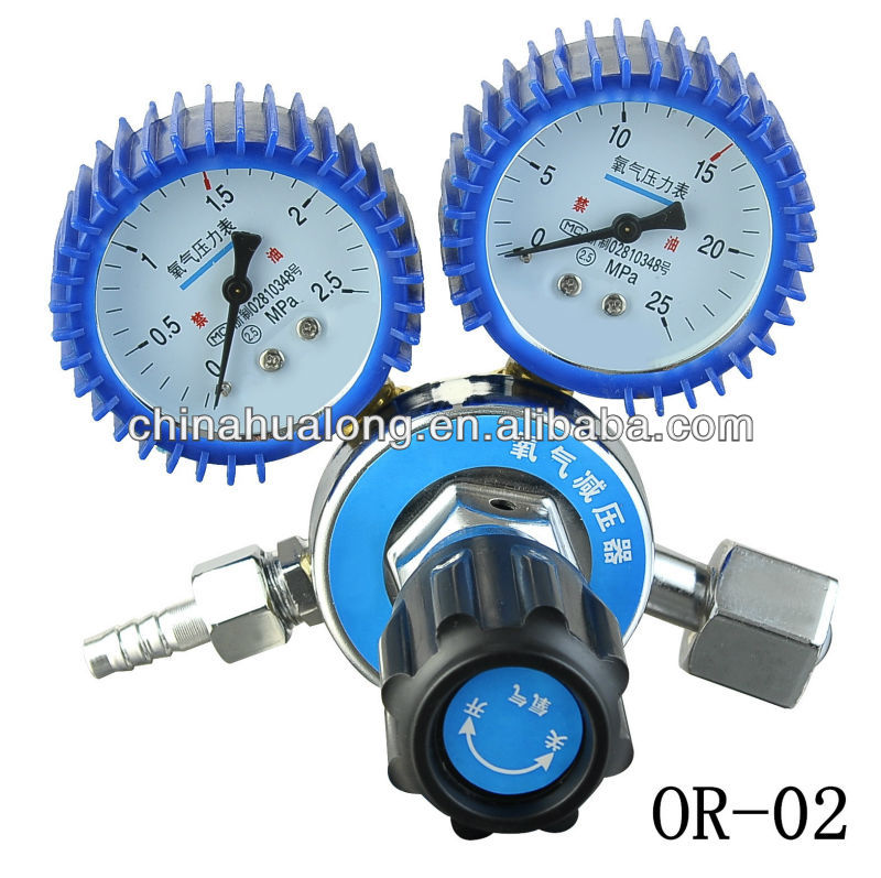 Acetylene Oxygen Argon Ammonia Gas Regulator