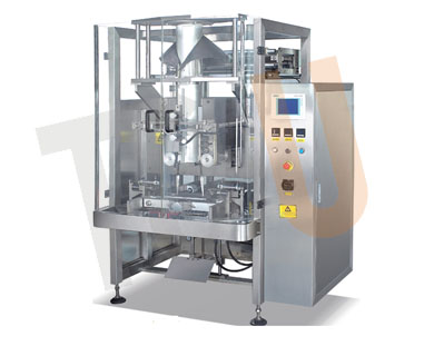 vertical form fill and seal packing machine for powder