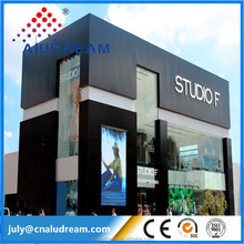 Fasade plate Aluminum composite panel material
