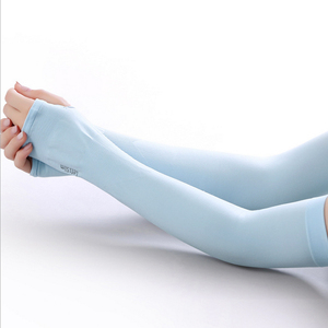 Custom Printed Outdoor Sports UV Blank Compression Cooling Arm Sleeves
