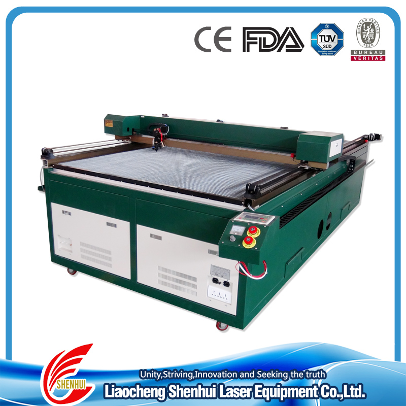 Cheap price mylar stencils laser cutting machine