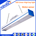 UL DLC Certifcated 150W Linear Led High Bay Light With Glare Shield from Shenzhen factory