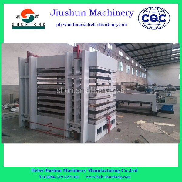 wood veneer dryer/plywood veneer dryer /woodworking machinery