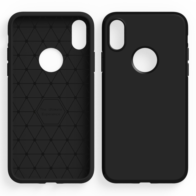 Matte design tpu case for Iphone 8 mobile phone cases