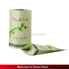Custom Logo Printing Smell Proof Stand Up Zip Lock Rolling Tobacco Packaging Bag