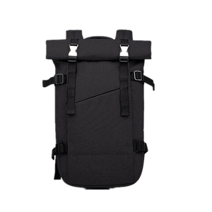 New design foldable multifunctional rolling top backpack