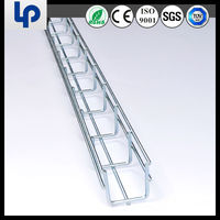 cable management system cable support metal basket