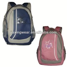 2014 Fashion leather wheeled backpack for sports and promotiom,good quality fast delivery