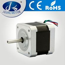 China manufacturer nema 17 motor 12v with gearbox,42mm planetary gearbox step motor 1:27 ratio