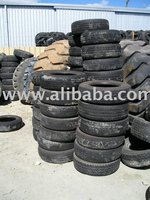 Used Passenger/Truck Vehicle Tyres