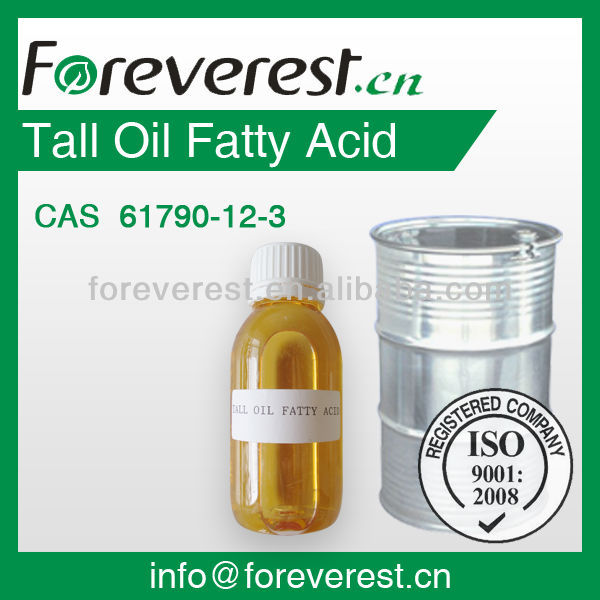 Oilfield Chemicals are typical application in Tall Oil Fatty Acid {cas 61790-12-3} - Foreverest