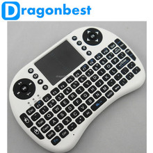 dragonbest Dual-core Android 4.1TV Box MK808 mini pc +Rii Mini i8 Wireless Keyboard with Touchpad
