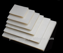 hot laminating pouches film for any laminator