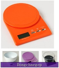 5kg/3kg balance electronic kitchen scale