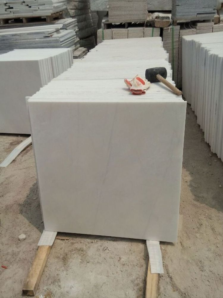 China best price bianco sivec marble