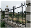 wholesale ornamental garden fence