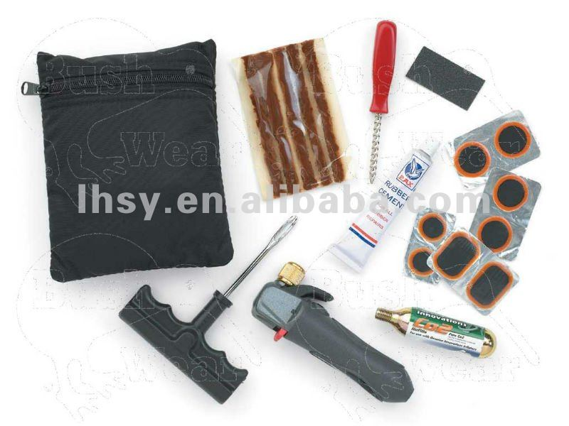 Emergency Tire repair kit