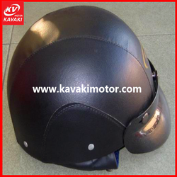 Favourite open half face motorcycle helmet for adults