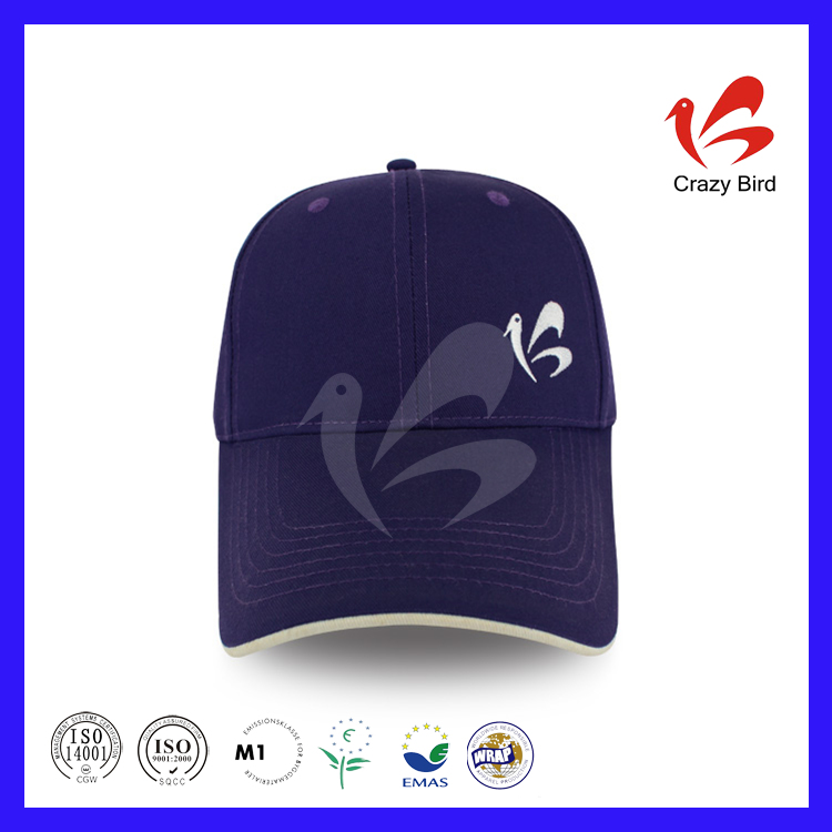 Crazy Bird Sell Like Hot Cakes Baseball Caps And Hats Solid Color Unique Hat With Embroidery Logo For Unisex