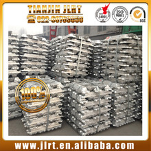 Best quality lower price LME Casting pure aluminum ingot 99.7 from China factory