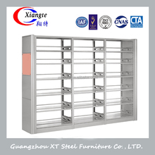 adjustable layer library steel bookshelf