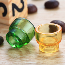 Sailing electronic cigarette singapore 510 glass bevel drip tip wholesale for vape
