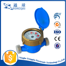 Great sale Single jet Wet dial domestic water meter