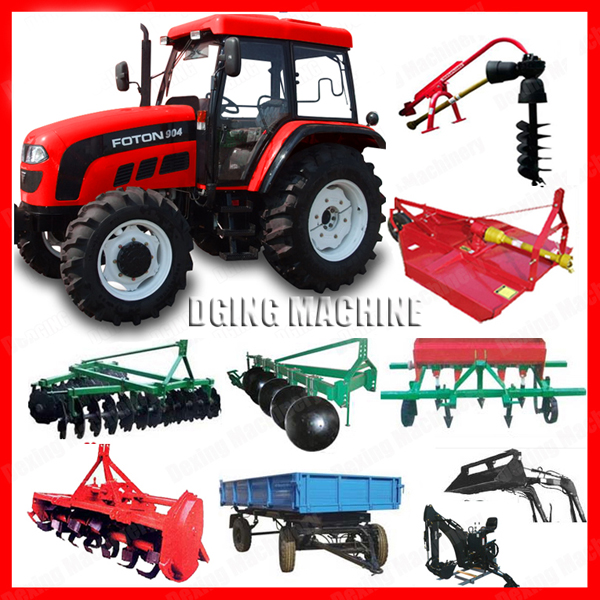 China Good tractor machine agricultural machinery for sale