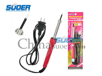 suoer low price electric soldering iron 220v 30w temperature controlled solder iron with ce rohs. Black Bedroom Furniture Sets. Home Design Ideas
