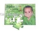 Cute fridge magnet puzzle with hot selling