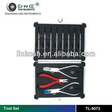 Ophthalmic TL-9073 kraft hand tool set for lens