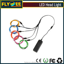 Car decorative 3m el wire light with factory price of 100m el wire roll for sales