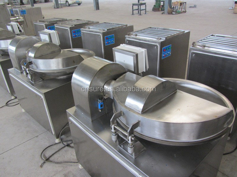 Cutting and Mixing Machine/Meat Bowl Cutter Machine/Meat Bowl Chopper Machine