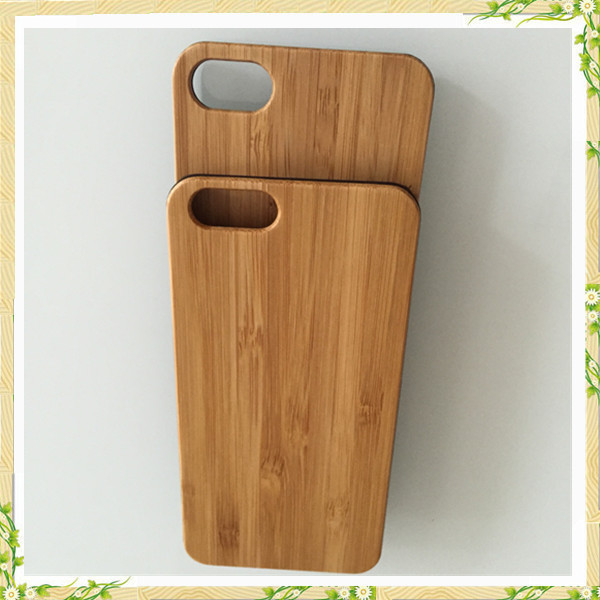 Manufactory produce good quality wooden promotional phone case for iphone 7