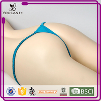 bow blue sex OEM service new design young girl sexy teen bra panty