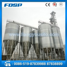 High Precision Carbon Steel Silo with Cone Bottom