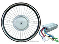 Intelligent brushless electric bicycle hub motor
