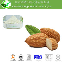 Supply Free Sample Bitter apricot seed extract amygdalin b17