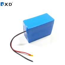 KXD Rechargeable electric bike lifepo4 battery 36v 9ah