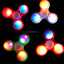 2017 trending products High Quality hand spinner toys With Led Light Hand Spinner Toys With Moderate Price