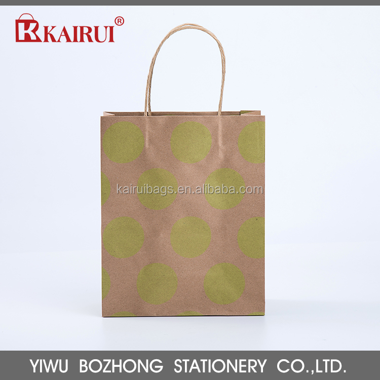 if order between on September 20 to 31, different discount 100% recyclable kraft paper bag