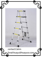 EN131 Aluminum Telescopic ladder step/folding/liftings/attic ladder