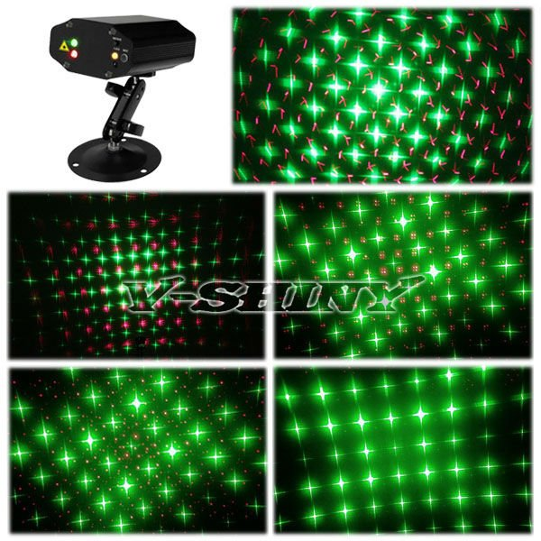 Mini Laser Light Show 12V