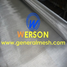 General mesh Mineral powder stainless steel sieve screen ,300 mesh 0.035mm wire