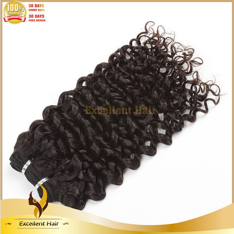 Colored Weave Brazilian Natural Wholesale Virgin Human Curly Hair Extension For Black Women