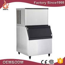 Hotel Use 300L Stainless Steel Bar use best quality cheap cube ice maker with factory price NBL300