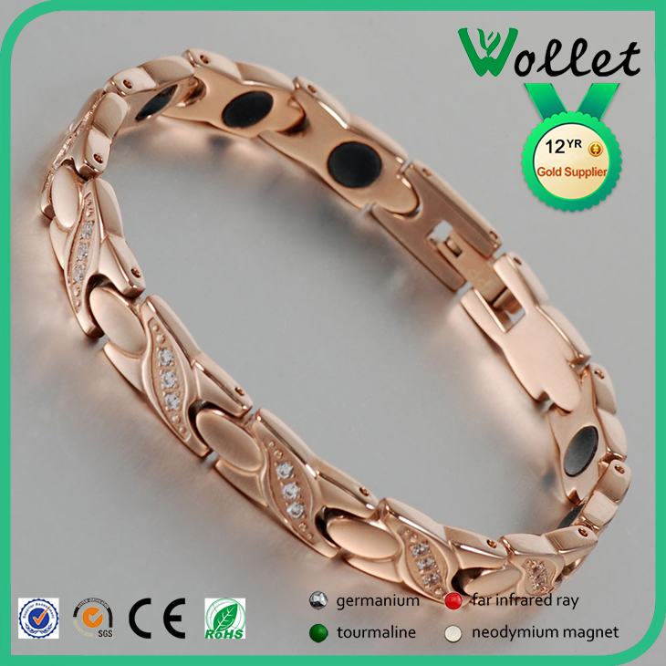 Fashion jewelry 316L stainless steel bracelet import china jewelry