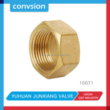 JUNXIANG brass gas hose adapter for pipes