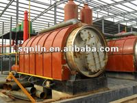 FUEL OIL PYROLYSIS MACHINE